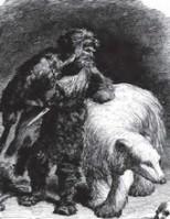 Han d'Islande et l'ours