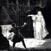 fantôme dame blanche