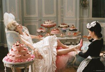 Marie-Antoinette fête